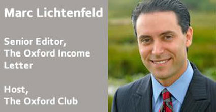 JH 4 – The Oxford Club Podcast with Marc Lichtenfeld